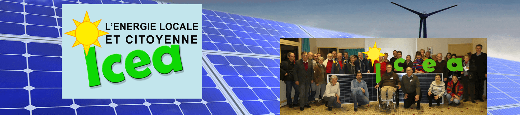 Initiative citoyenne pour une énergie alternative